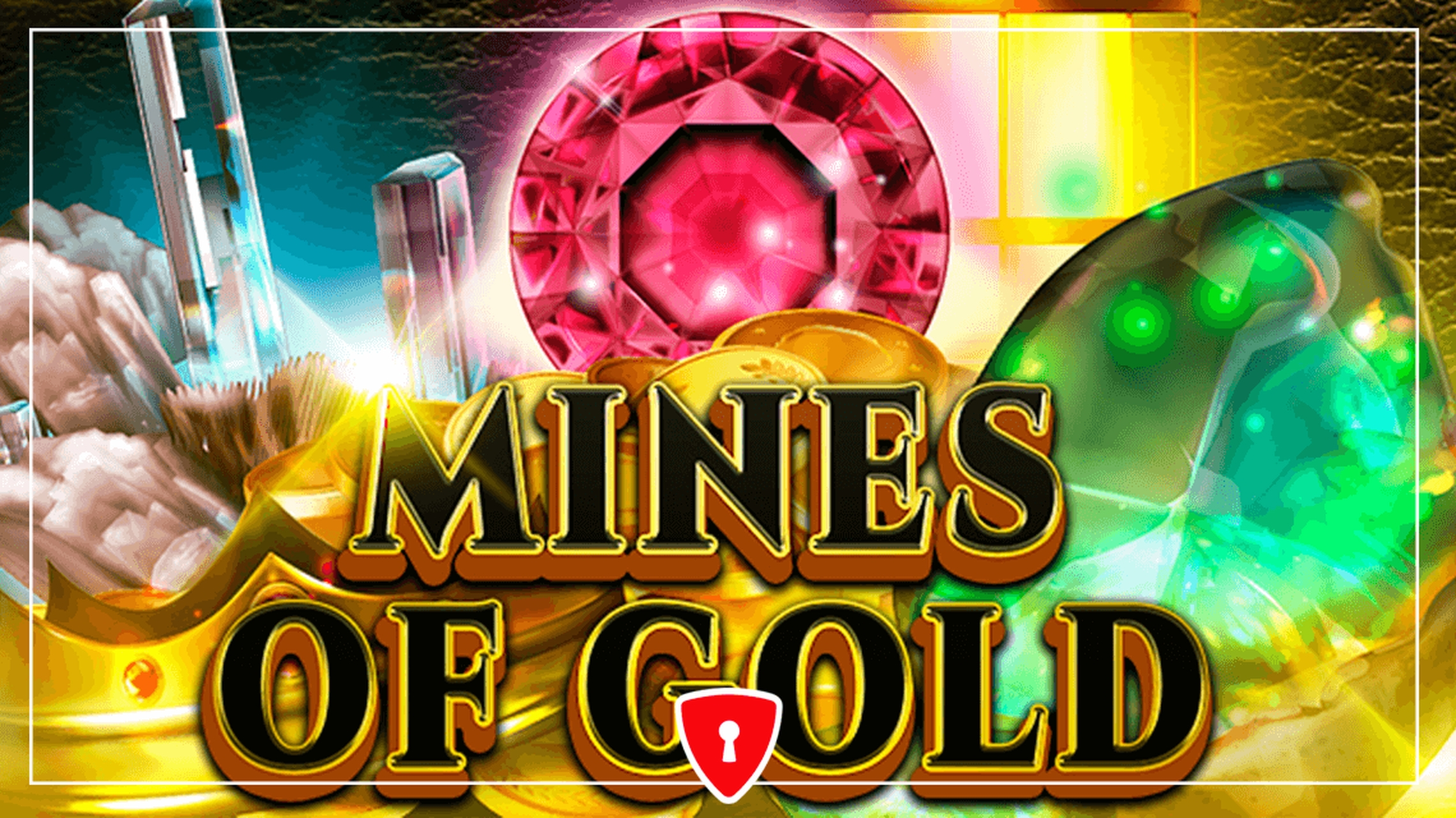 Se Mines of Gold Online Slot Demo Game, Spinomenal