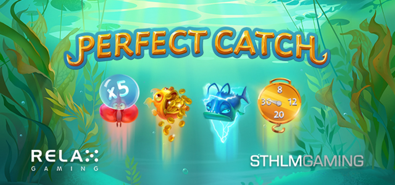 Se Perfect Catch Online Slot Demo Game, STHLM Gaming