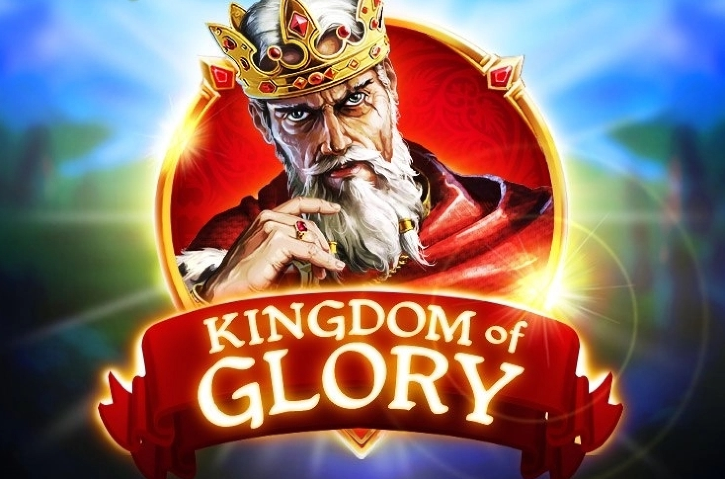 Se Kingdom of Glory Online Slot Demo Game, Thunderspin