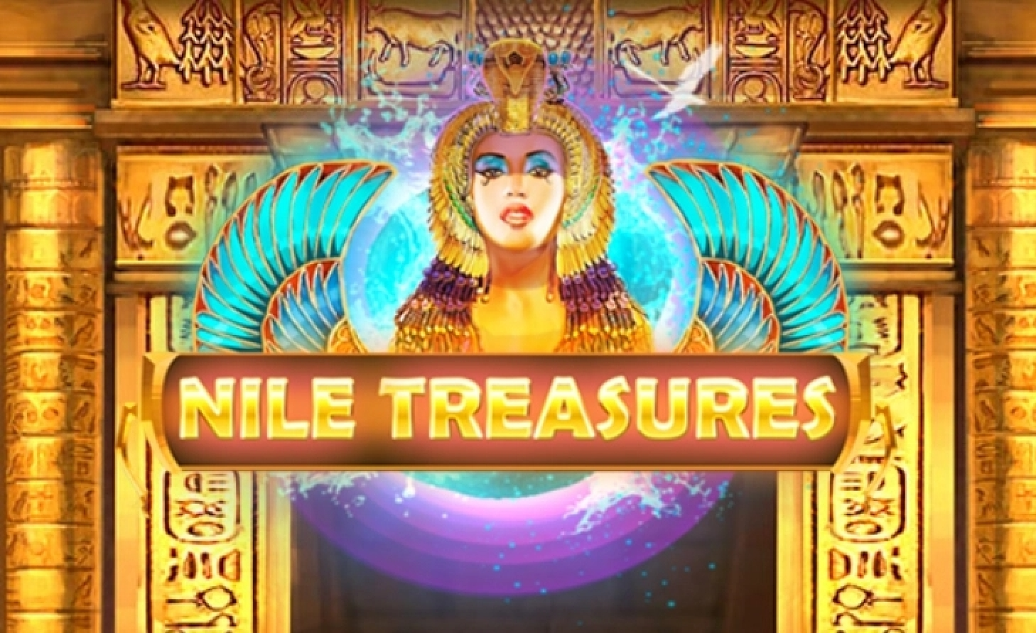 Se Nile Treasures Online Slot Demo Game, Triple Cherry