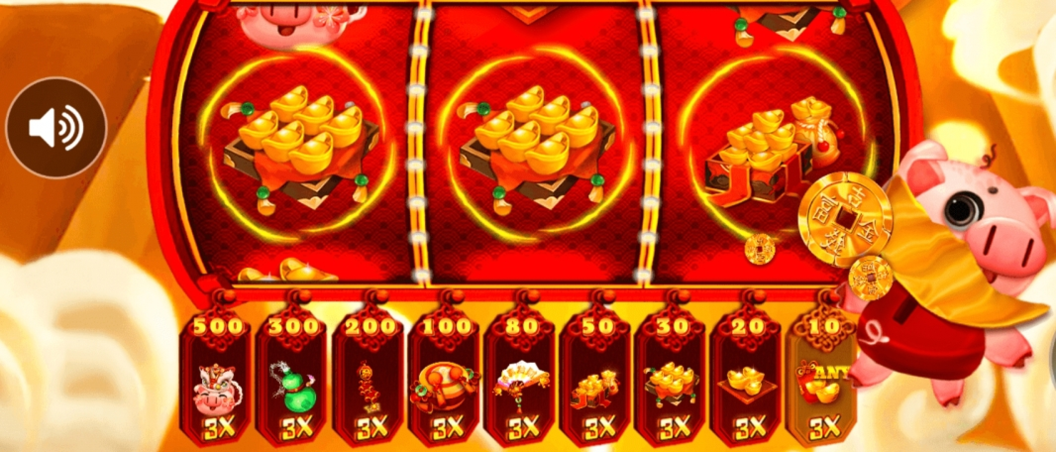 Se Goldy Piggy Online Slot Demo Game, Triple Profits Games