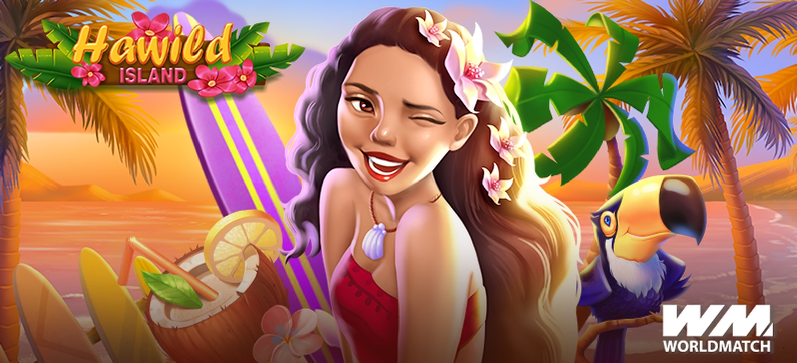 Se Hawild Island Online Slot Demo Game, World Match