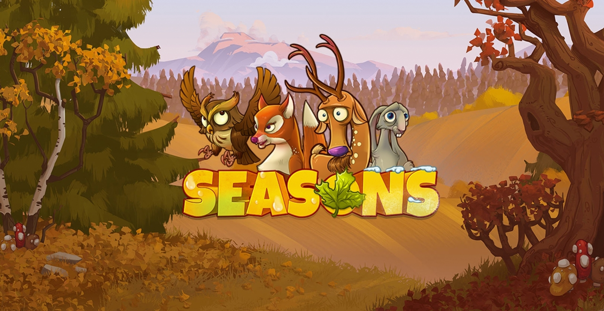Se Seasons Online Slot Demo Game, Yggdrasil
