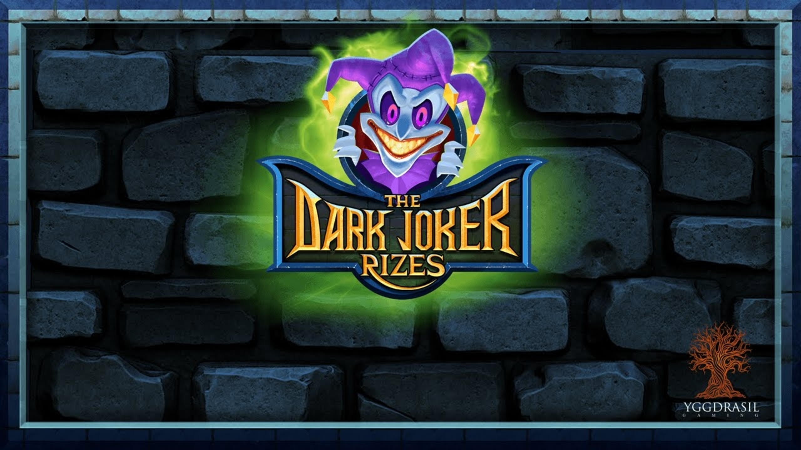 Se The Dark Joker Rizes Online Slot Demo Game, Yggdrasil